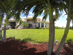 427 NW 35th Place, Cape Coral, Fl.  33993